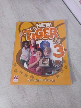 Libro inglés tercero de primaria