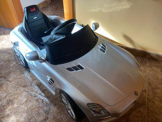 Coche eléctrico Mercedes AMG