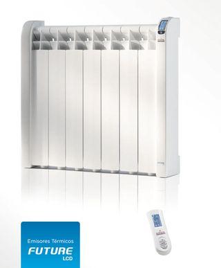 Radiador Calor Azul (Acesol Future LCD)