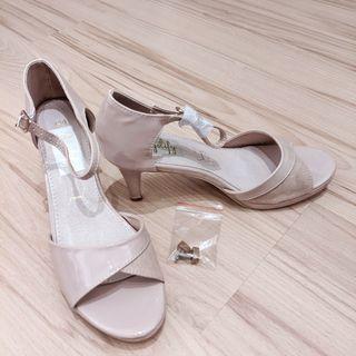 zapatos Fiesta Nude