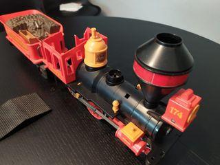 Tren Playmobil