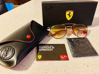 RAYBAN Ferrari