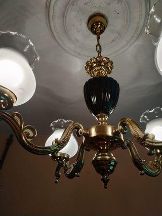 lámpara últimos dias