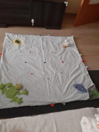 alfombra de actividades, Ikea