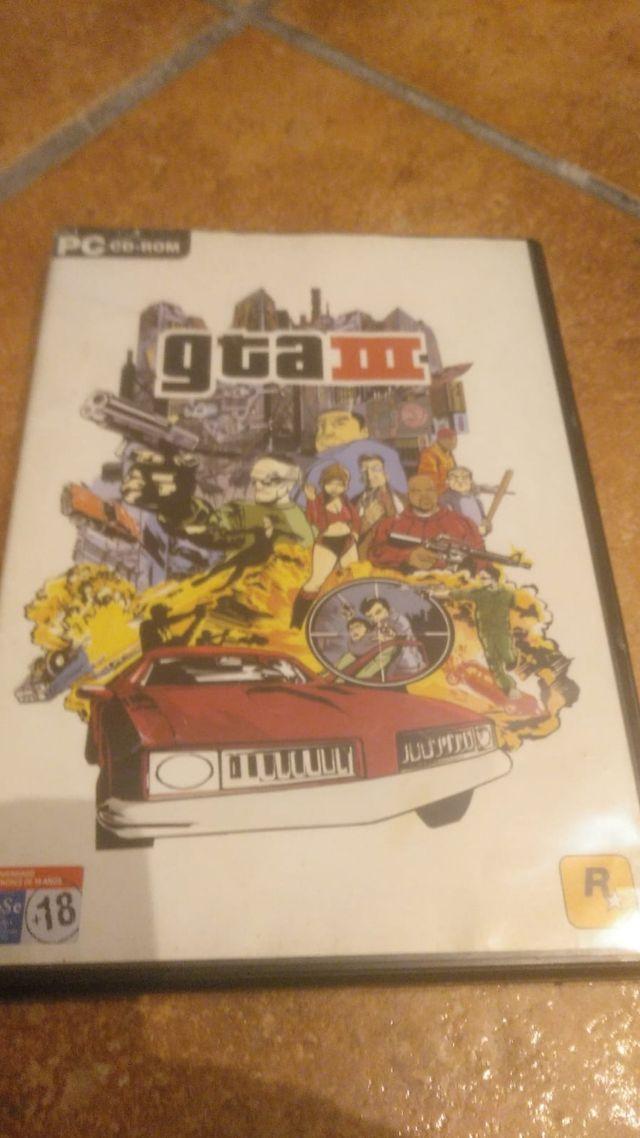 Juegos de ordenador - GTA 3 - Resident Evil 2