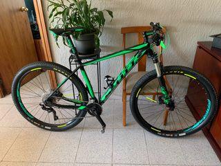 Bicicleta montaña Scott Scale 950 perfecto estado