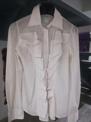Camisa blanca McGregor talla 16 años de segunda mano por 20