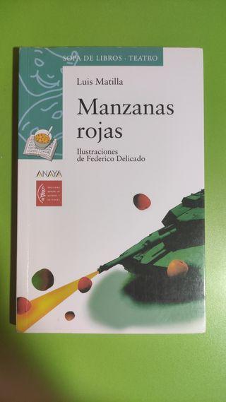 Manzanas Rojas. Luis Matilla.