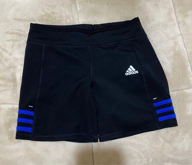 Exercise Lycra shorts