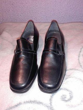 zapato de señorona