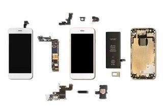 Repuestos móviles, tablets y ordenadores
