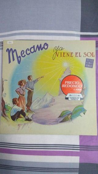 Vinilo Mecano.