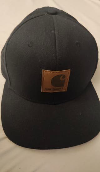 Gorra snapback Carhartt, azul oscuro, talla única