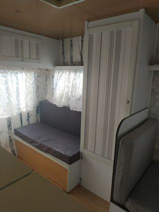 caravana menos 750 kg