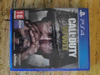 Juego Call of Duty WWII