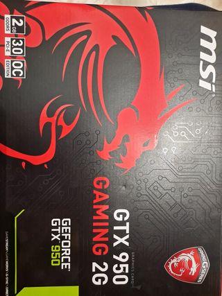 Trajeta Grafica GTX 950