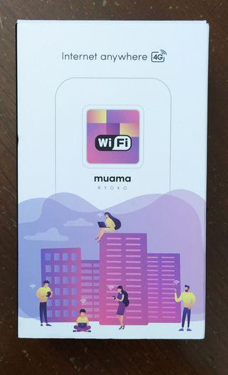 Router wifi portatil 4G NUEVO SIN ESTRENAR