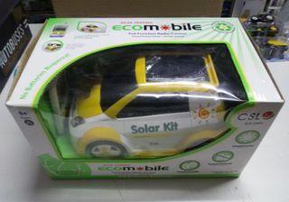 COCHE RC ENERCIA SOLAR.