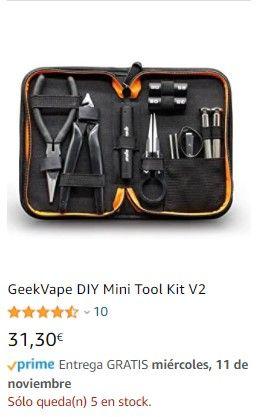 Kit Herramientas GeekVape
