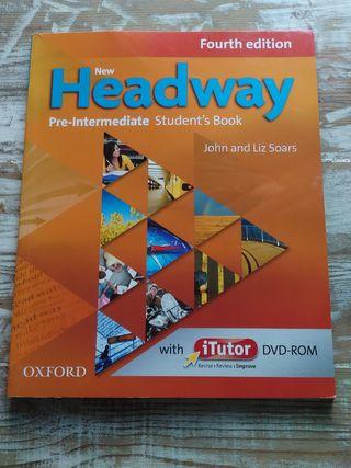 New Headway / Oxford / Fourth Edition / Libro /dvd