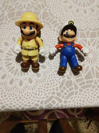 figuras Mario Odyssey