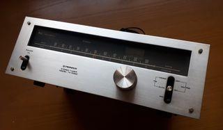 Sintonizador de radio vintage PIONEER TX 5300