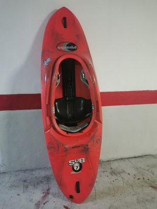 kayak surf