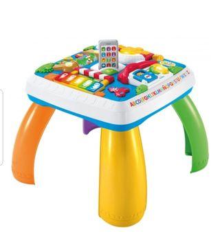 Mesa juguete aprendizaje