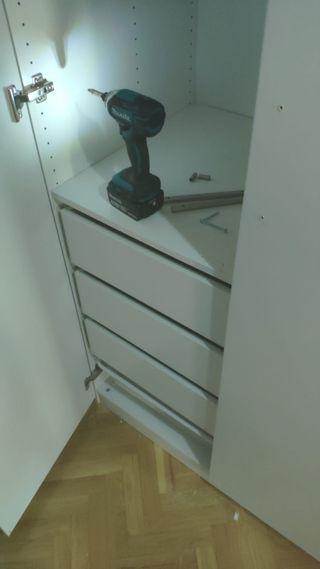 Servicio de montaje de muebles a domicilio en Madrid en WALLAPOP