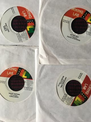 Mixing Lab Distribution 4vinilos reggae /dancehall