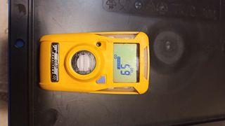 Detector CO2. modelo BWC2R-M25100