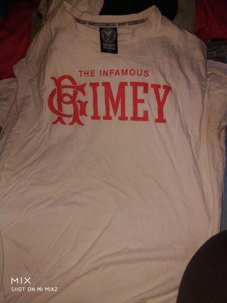Camiseta Grimey Infamous talla 3xl