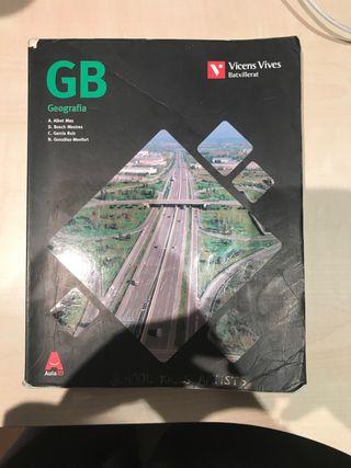 Llibre Geografia 2 Bat