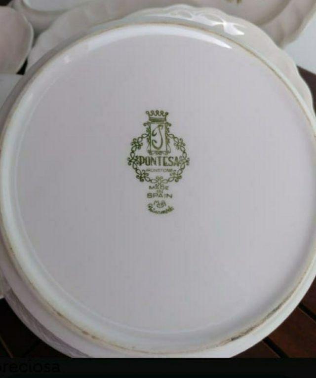 sopera porcelana Pontesa