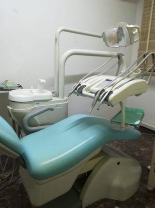 equipo dental