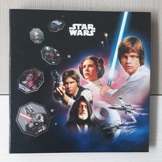 Album de cromos Star Wars