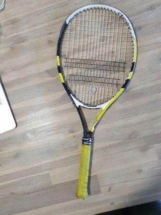 Raqueta de tenis Babolat Junior.