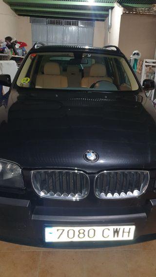 BMW X3 4x4 2004