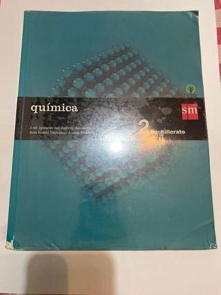 Libro química 2 bachillerato SM