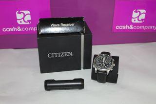 Reloj de pulsera Citizen Eco Drive + Wave Receiver