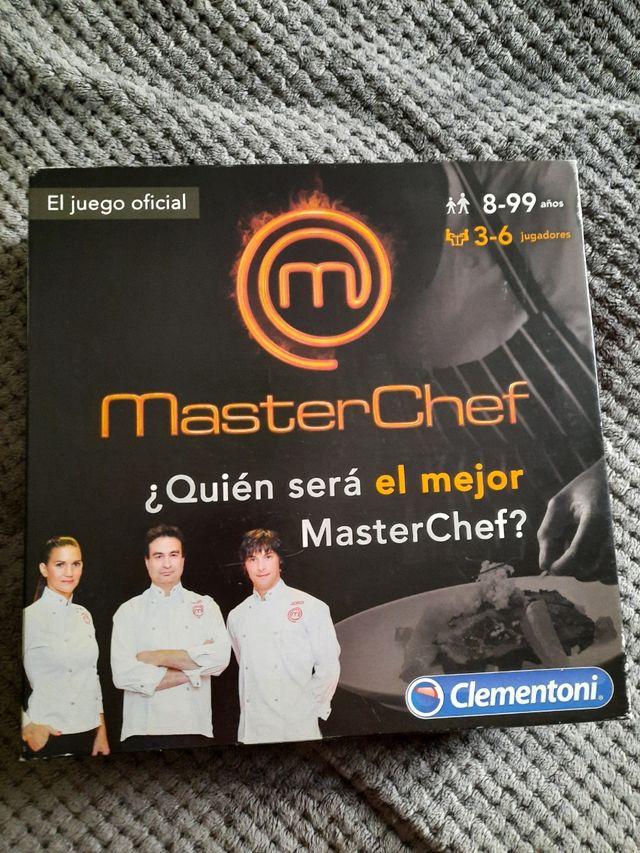 Master Chef juego desde 8 años