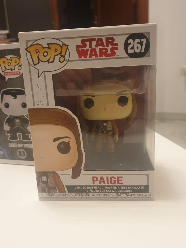 FUNKO POP PAIGE DE STAR WARS