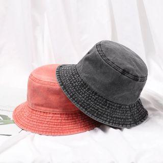 Gorra tipo pescador color gris talla L