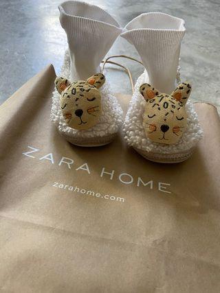 Zapatillas de andar por casa Zara Home kids T22-23