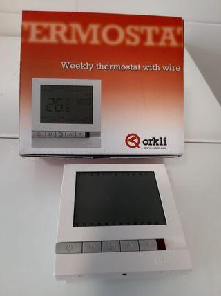 Termostato-programador digital