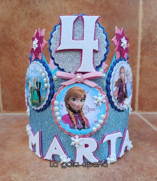 Corona Anna Frozen