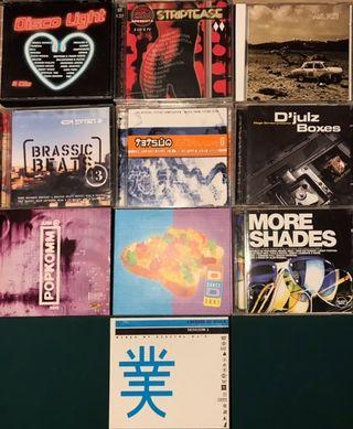 CD Música Electrónica 2000