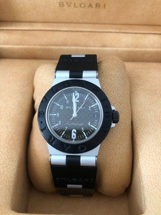 Reloj Bulgari Diagono Aluminium