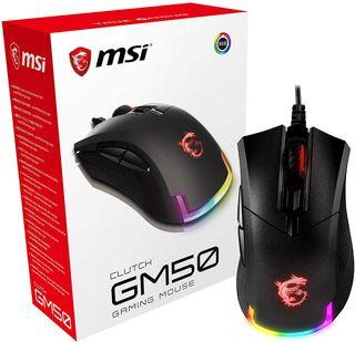 Ratón Gaming MSI CLUTCH GM50 RGB