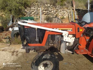 tractor Fiat new Holland 50-86